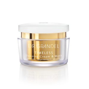 TIMELESS Sleeping Cream & Mask - Dr. Grandel